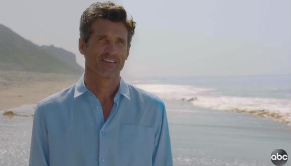"""Patrick Dempsey regresó como Derek Shepherd en la temporada 17 de """"Grey's Anatomy"""". (Foto: Captura de video)"""