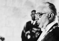 El dictador dominicano Rafael Leonidas Trujillo fue asesinado hace 60 años