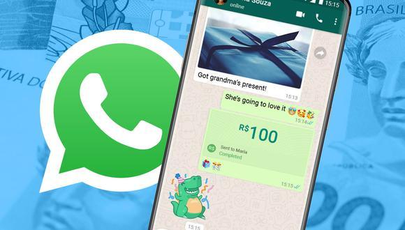 Conoce el método para transferir dinero de manera fácil por WhatsApp. (Foto: Fm.com)