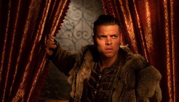 """Ivar el Deshuesado, interpretado por Alex Høgh Andersen, tiene uno de los arcos más interesantes de todo """"Vikings"""" (Foto: History Channel)"""