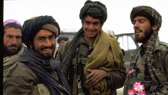 Los talibanes surgieron a comienzos de los 90 a raíz de disputas internas en Afganistán. Su objetivo es restaurar la ley sharía en el país. (Getty Images).