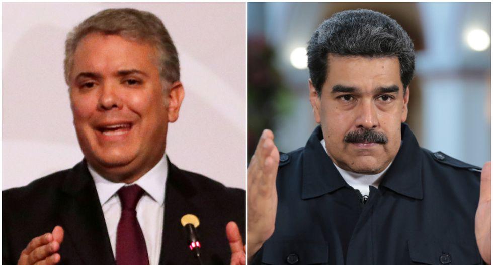 Duque dijo que invitará a la reflexión de la comunidad internacional para aplicar una sanción a Maduro. (Foto: AFP)
