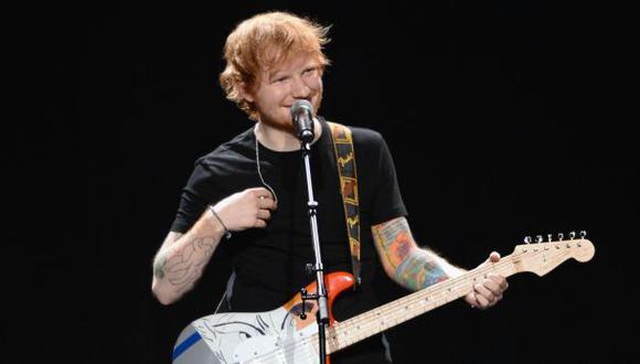 Ed Sheeran: show en Lima cambia de local y venderán más boletos