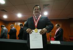 Luis Arce Córdova anunció su intención de declinar al pleno del Jurado Nacional de Elecciones