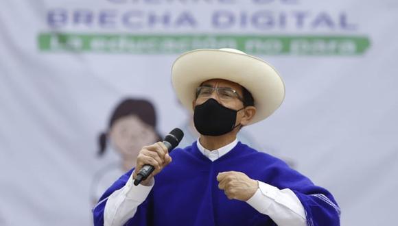 Presidente Martín Vizcarra podría afrontar una nueva moción de vacancia tras testimonios en su contra de aspirantes a colaboradores eficaces (Foto: Presidencia)
