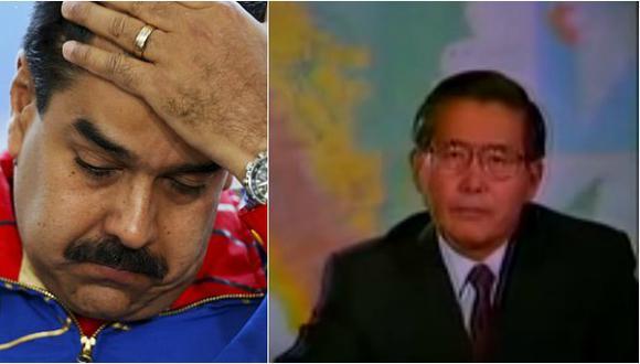 """""""En Venezuela se ha consumado un golpe como el de Fujimori"""""""