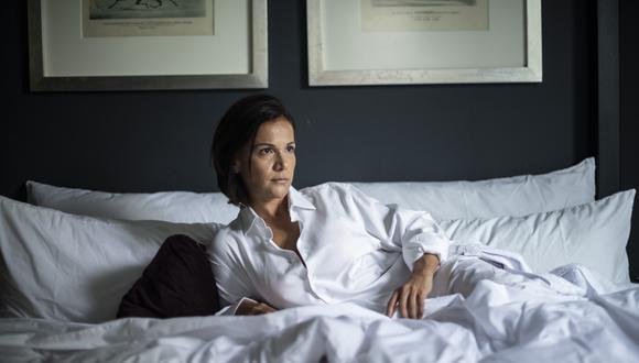 Mónica Sánchez. (Foto: Elías Alfageme)