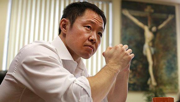 Poder Judicial solicitó 12 años para el excongresista Kenji Fujimori por los delitos de cohecho pasivo agravado y tráfico de influencias . (Foto: El Comercio)