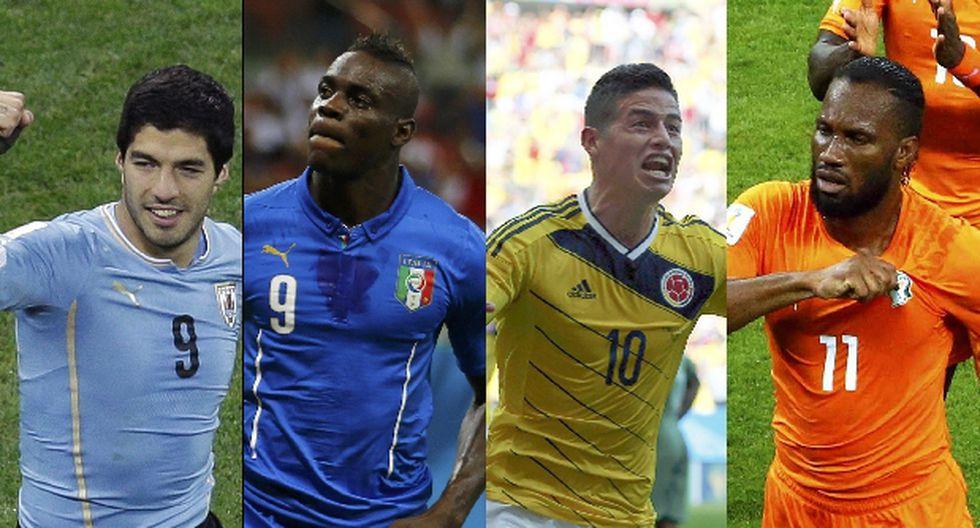 Guía TV Brasil 2014: Italia y Uruguay definen su pase a octavos