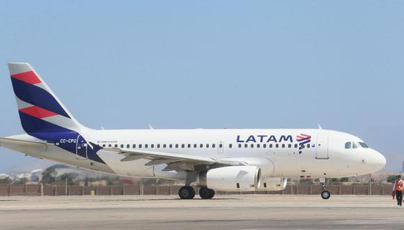 Latam señaló que el próximo mes operará algunos vuelos domésticos en Chile y Brasil. (Foto: Miguel Bellido / GEC)