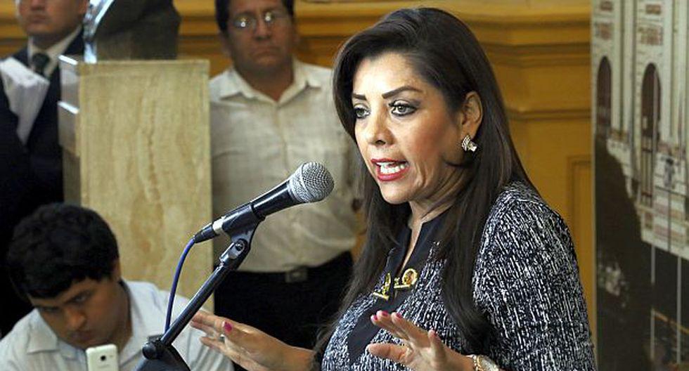"""Alejandra Aramayo: """"Soy víctima de un sicariato periodístico"""""""