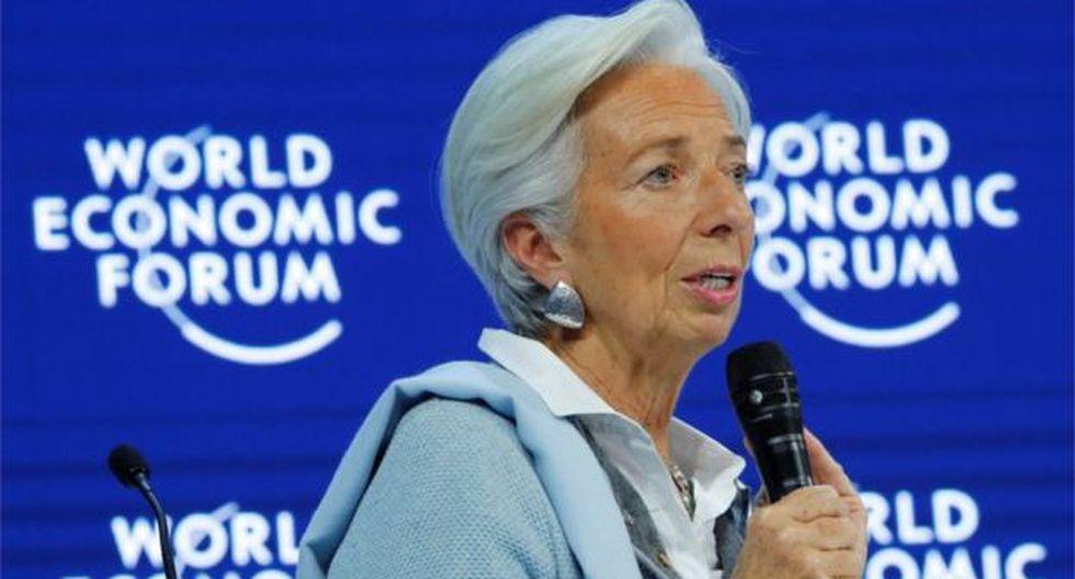 El FMI dijo en el Foro Económico Mundial de Davos que todas las economías desarrolladas tendrán un crecimiento mejor al esperado para 2019. (Reuters)