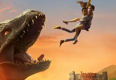 """""""Jurassic World: Campo Cretácico"""": dinosaurios y conciencia 'centennial' en la nueva serie animada de Netflix"""