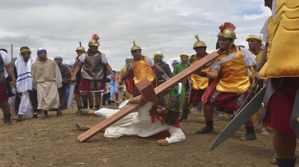 Vraem: retoman tras muchos años celebración de Semana Santa - 4