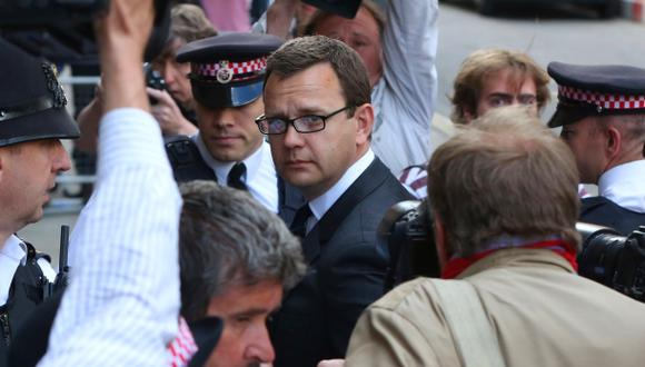 Andy Coulson. (Reuters)