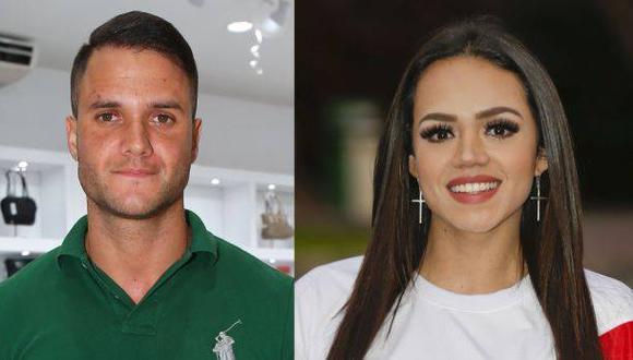 Fabio Agostini y Mayra Goñi. (Fotos: USI)