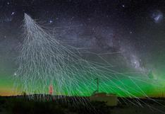 Científicos detectan la más poderosa de las partículas del universo que llegan a la Tierra