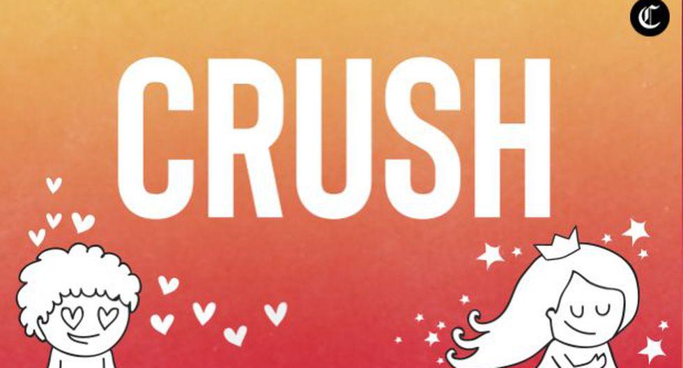 Qué Significa Crush En El Amor Juvenil Significado En