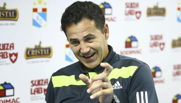 Daniel Ahmed dijo que Jorge Cazulo es el Mascherano de Cristal