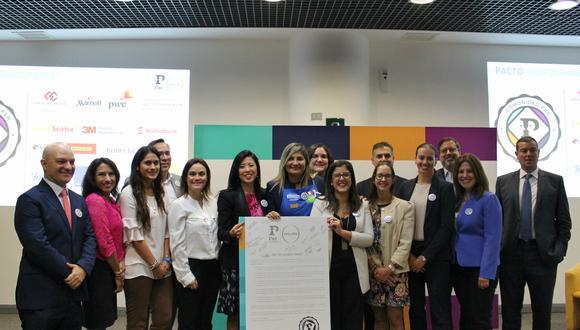 La Comunidad PAR, que reúne a 14 organizaciones, afirmó que se comprometerá en el respeto, la promoción y la gestión de la equidad de género, diversidad e inclusión.