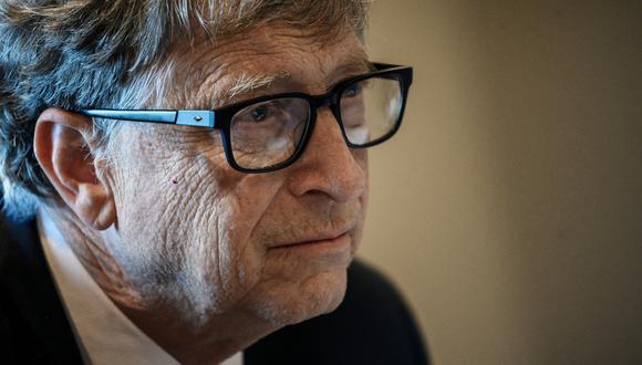 Bill Gates, fundador de Microsoft. (Foto: JEFF PACHOUD / AFP)