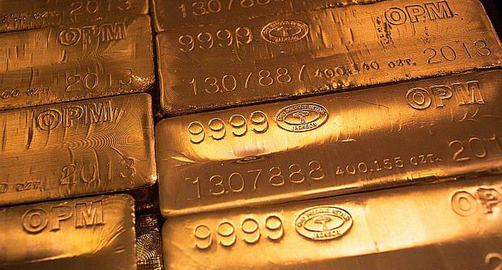 Los futuros del oro en Estados Unidos caían un 0.2% a US$1,296.20 por onza. (Foto: Reuters)