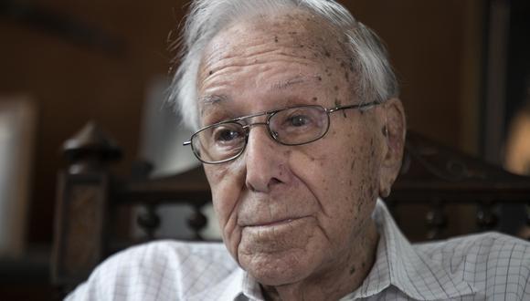 Luis Bedoya Reyes mantuvo una activa vida política hasta sus 102 años. (Foto: GEC)