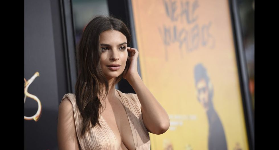"Emily Ratajkowski, la sexy actriz de ""We Are Your Friends"" - 1"