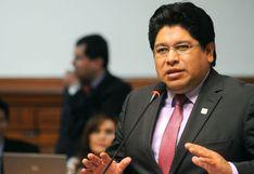 Somos Perú anuncia que otorgará el voto de confianza a Gabinete Martos