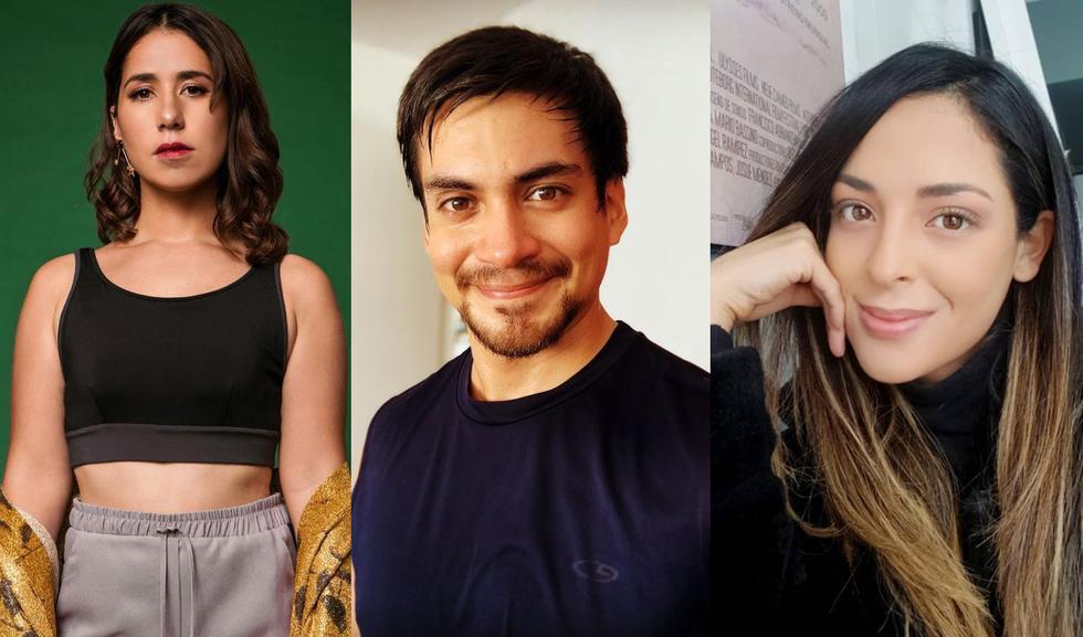 """Patricia Barreto, Emanuel Soriano y Andrea Luna se unirán al elenco de """"Junta de vecinos"""". (Foto: Instagram)"""