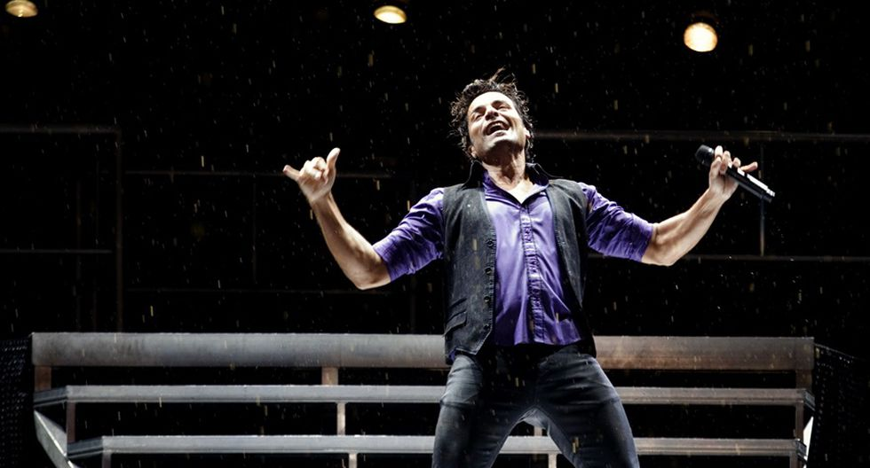 Chayanne. (Foto: AFP)