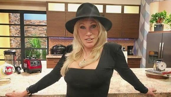 Laura León es una actriz, cantante y conductora de televisión mexicana apodada La Tesorito (Foto: Laura León/ Instagram)