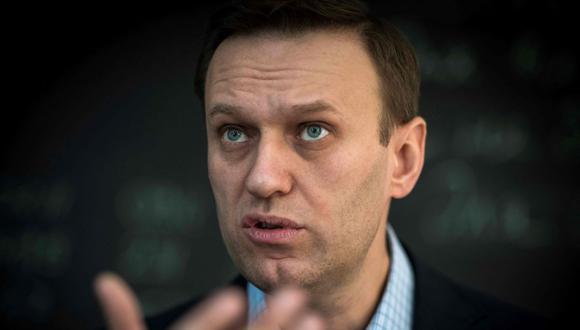 Alexei Navalny, el oposito de Valdimir Putin,  ha polarizado las relaciones diplomáticas con Rusia a nivel global. (Foto de archivo: AFP)