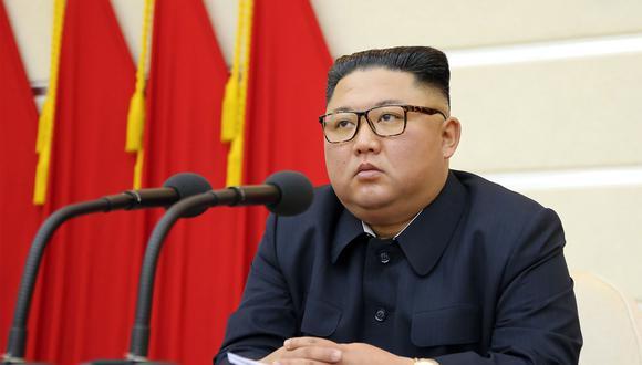 Corea del Norte no ha confirmado ninguna infección por el virus, pero los medios estatales dijeron que las personas que mostraban síntomas enfrentaban un mes en cuarentena. (Foto: AFP)