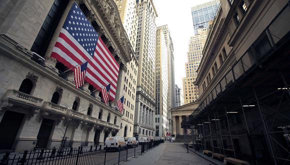 El gasto de los consumidores, que en EE.UU. representa casi dos tercios de la actividad económica, se redujo un 7.6%. (Foto: AFP)