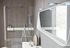 Cinco buenas ideas para decorar tu baño con espejos | FOTOS