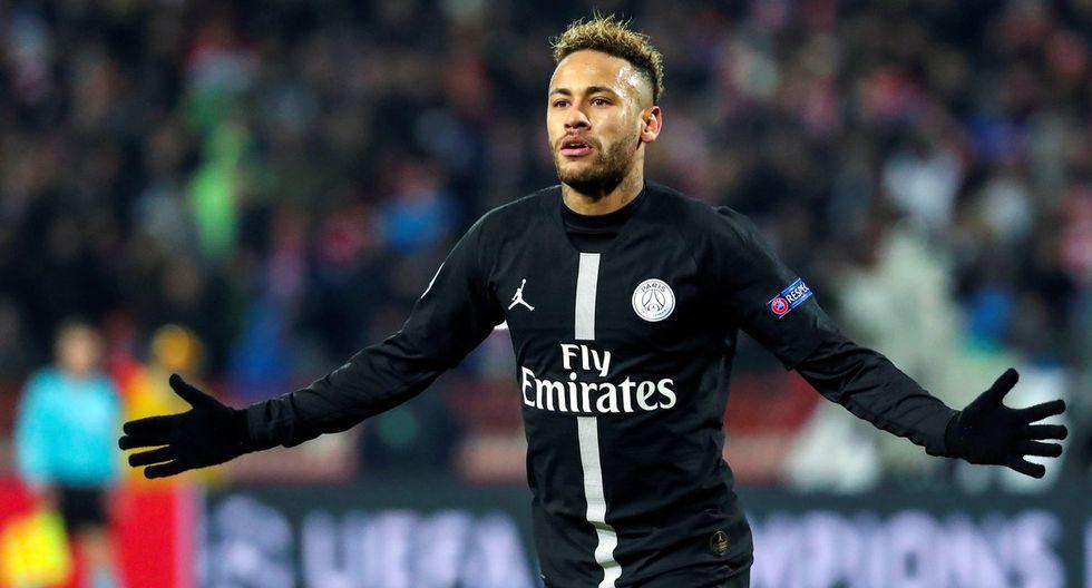 Neymar volverá a las canchas después de un mes. (Foto: Agencias)