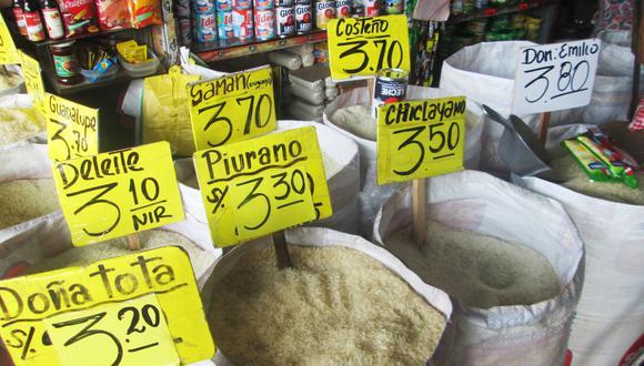 San Martín es la región que ocupa el primer lugar en áreas sembradas y en la producción de arroz a nivel nacional. (Foto: GEC)