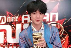 """BTS: Jin fue reconocido como """"El hombre más guapo del mundo 2019"""" en popular portal de K-Pop"""