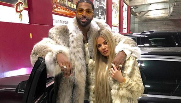 Khloé Kardashian y Tristan Thompson se separaron en febrero de 2019. (Foto: Instagram @khloekardashian)