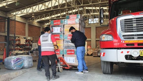 Coronavirus en Perú: usuarios de transporte público recibirán protectores faciales en Tacna (Foto: Municipalidad Provincial de Tacna).