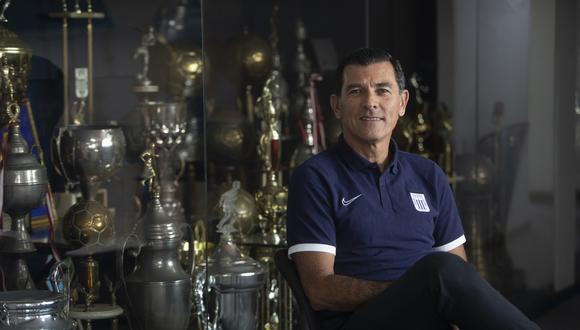 Gustavo Zevallos empezó a trabajar en Alianza Lima en el 2015. (Foto: GEC)
