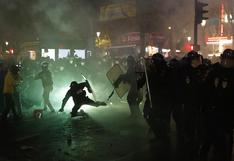 Protestas en Francia, fuegos artificiales en Colombia y más: las imágenes de la semana