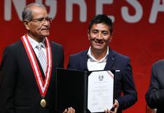 Congreso: congresista Jim Ali Mamani renuncia a la bancada de Unión por el Perú
