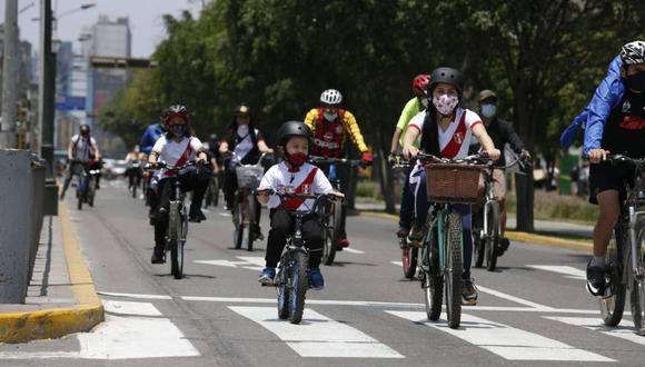 Los niños menores de 12 años podrán realizar más actividades. (Foto: Lino Chipana/GEC)