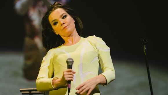 """Björk prepara disco junto a productor de """"Yeezus"""" de Kanye West"""