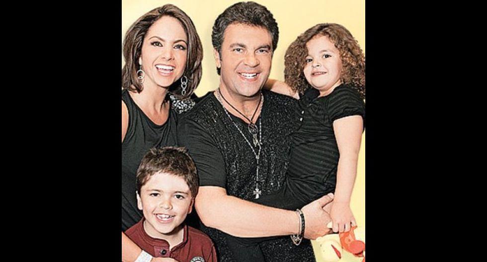 Lucero y Manuel Mijares tiene dos hijos: José Manuel y Lucerito. (Foto: Instagram)