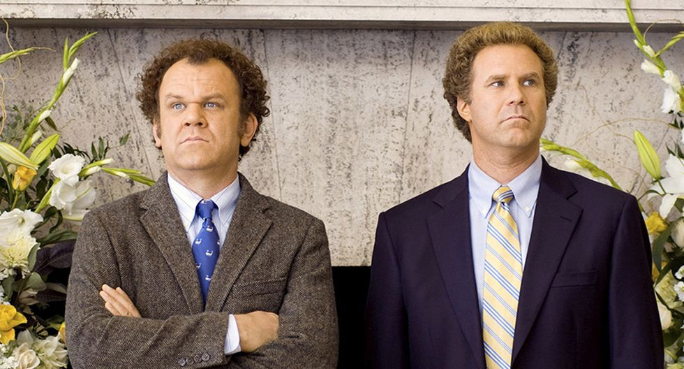 Step Brothers - 30 de abril