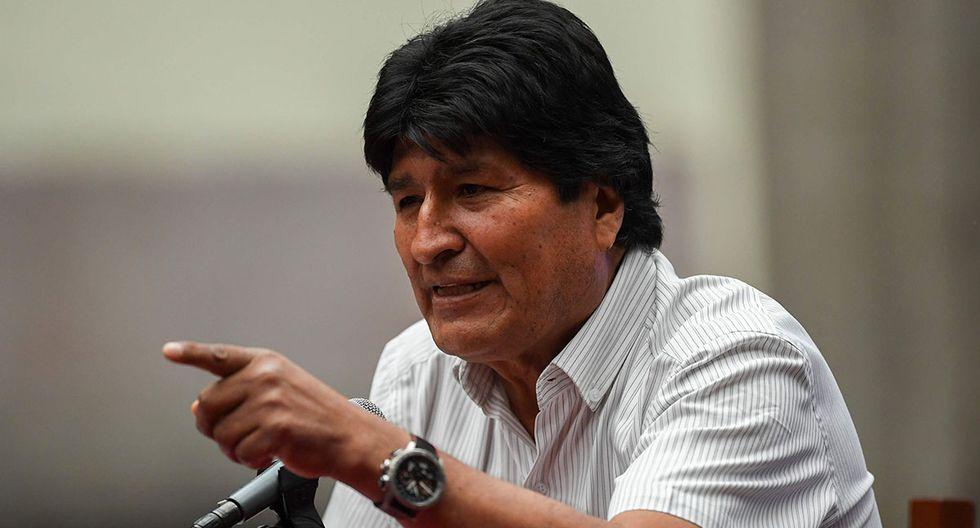 Evo Morales renunció a la Presidencia de Bolivia luego de perder el respaldo de las Fuerzas Armadas debido a su cuestionada reelección. (Foto: AFP).
