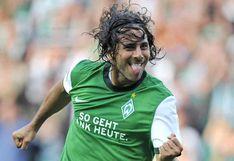 """Claudio Pizarro: """"La decisión de ir a Alemania fue muy buena. Por mi carrera y en general por mi vida"""""""